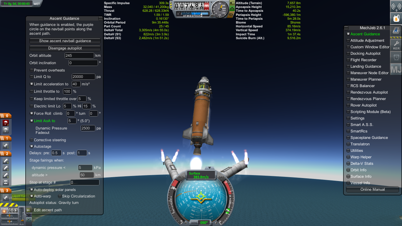 KSP Craft File: Kiwi Orbiter | Andrew's New Blog