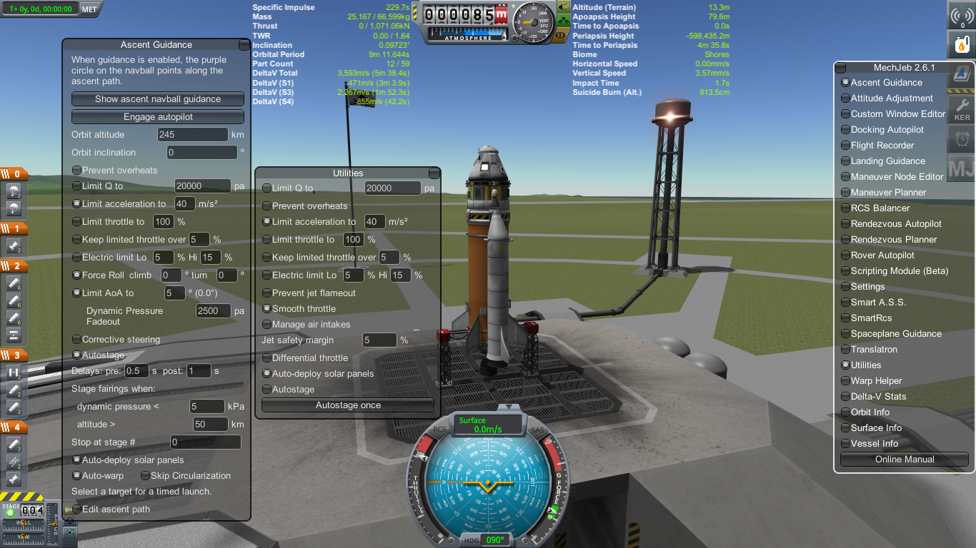 KSP Craft File: Kiwi Orbiter | Andrew's New Blog